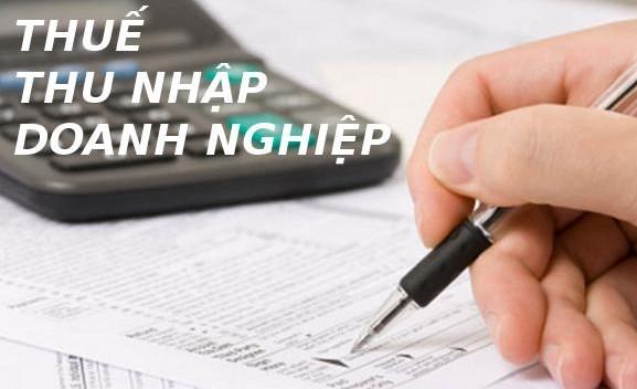 Hướng dẫn cách tính thuế thu nhập doanh nghiệp mới nhất 2019