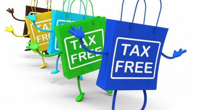 Các khoản thu nhập được miễn thuế TNDN mới nhất 2019
